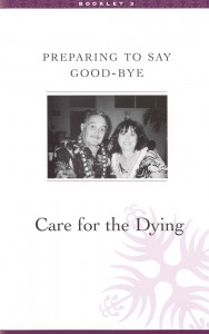 Care for the Dying Cover
