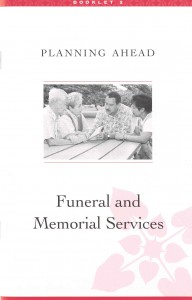 Funeral and Memorial Services Cover