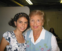 Photo: Elder with Student