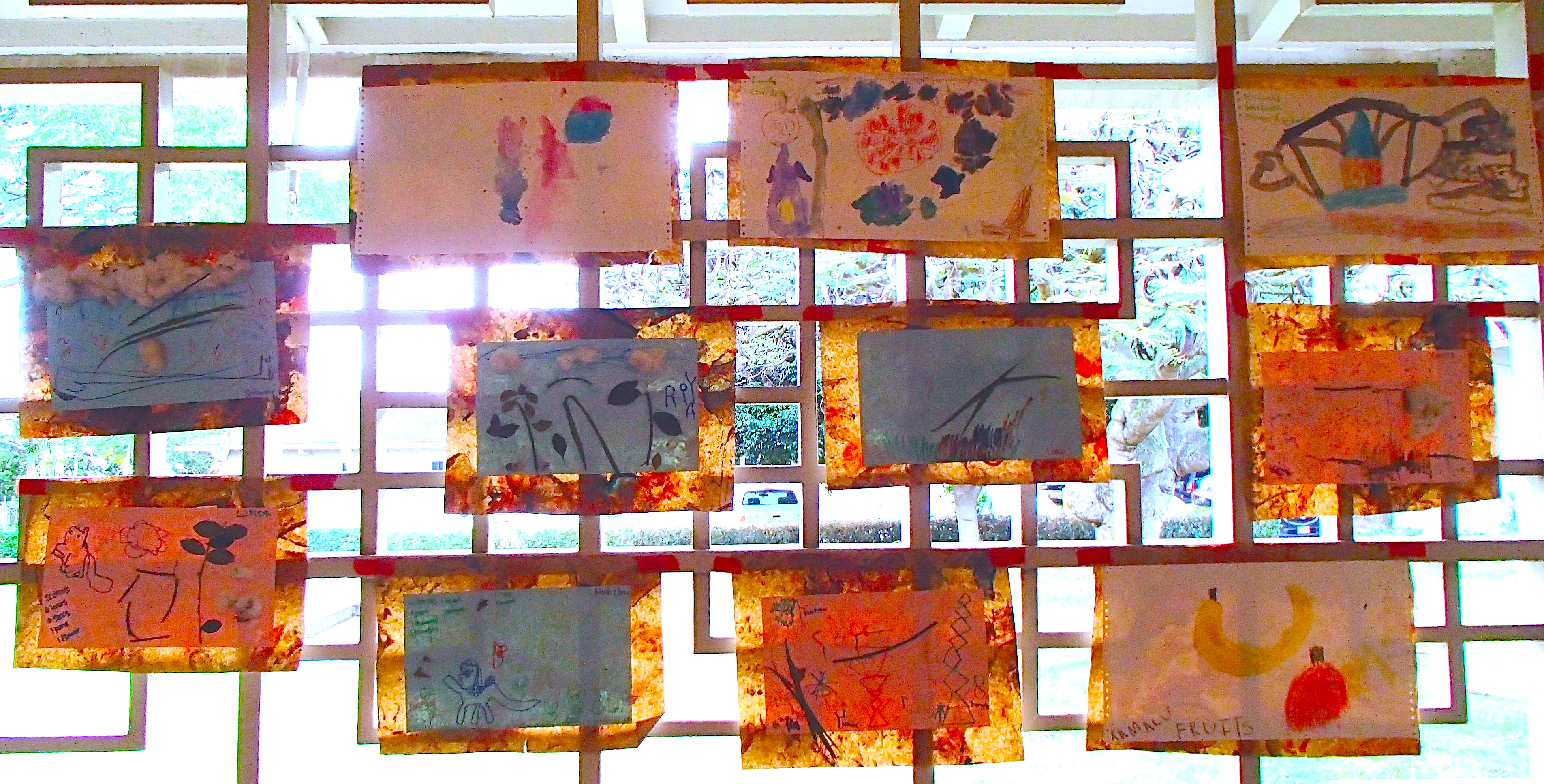 Children's Art Work