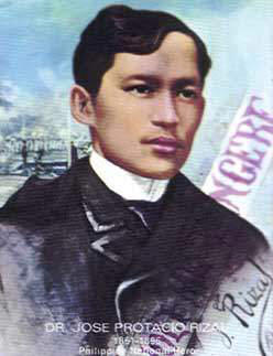 Jose Rizal and Sun Yat-sen