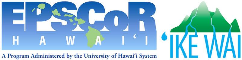 EPSCoR and `IkeWai logos