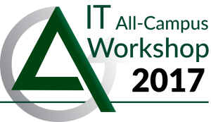 All Campus IT Workshop 2017