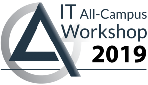 IT All-Campus Workshop Logo 2019