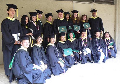 Spring 2007 LIS Grads