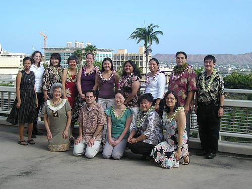 Spring 2007 Beta Phi Mu Initiates