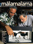 Malamalama cover, January 2001