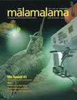 Malamalama cover, January 2003