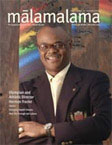 Malamalama cover, November 2003