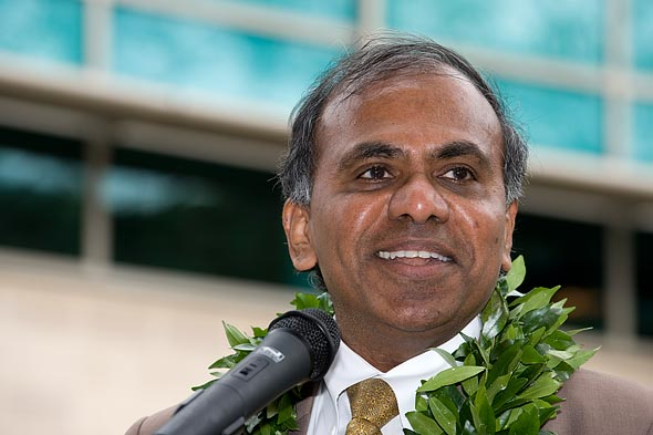 Subra Suresh of the National Science Foundation