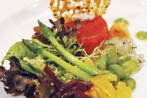 Nalo Medley salad