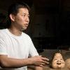 Japanese master carver Hideta Kitazawa