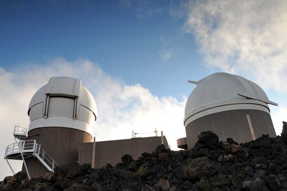Twin-dome observatory