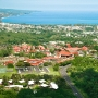 Aerial shot of UH Hilo