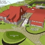 artists rendering of the new UH Hilo College of Hawaiian Language