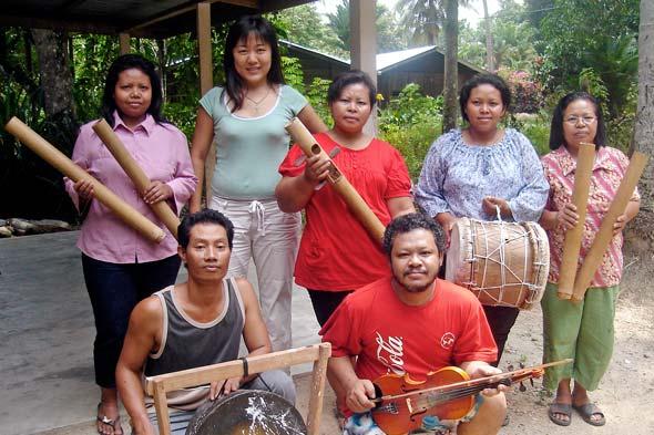 Malaysian musicians