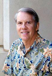 Professor of Geology and Geophysics Steven Stanley