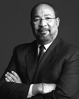 Richard Parsons by Timothy Greenfield-Sanders