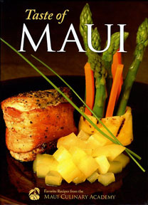 Taste of Maui cookbook cover