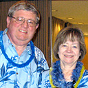 Permanent Link to Mainland alumni gather in person and online