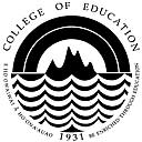 College of Education at the University of Hawaii at Manoa seal