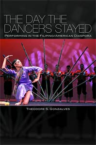 book cover The Day the Dancers Stayed
