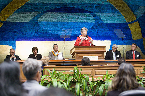 MRC Greenwood at the Hawaii Legislature