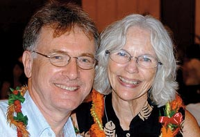 Susan Proctor and Jonathan Hull 