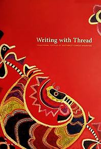 Writing with Thread catalog cover