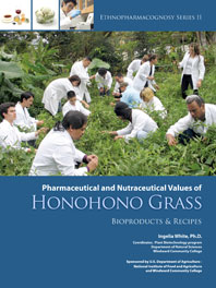 cover of honohono grass book