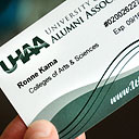 alumni association membership card