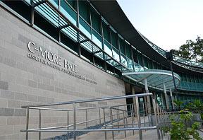 C-MORE Building exterior