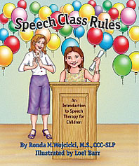 Speech Class Rules book cover