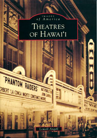 Theatres of Hawaii book cover