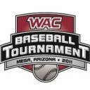 WAC baseball tournament logo
