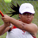 Permanent Link to Daguio racks up rookie tennis honors