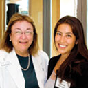 Permanent Link to Physician alumni meet new medical students