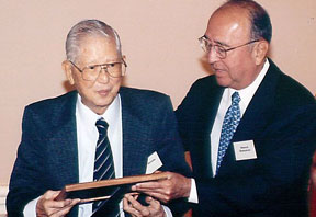 Ralph Honda and Howard Hamamoto