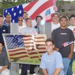Honolulu Community College remembers 9/11