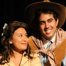 Hit musical Oklahoma at Kennedy Theatre