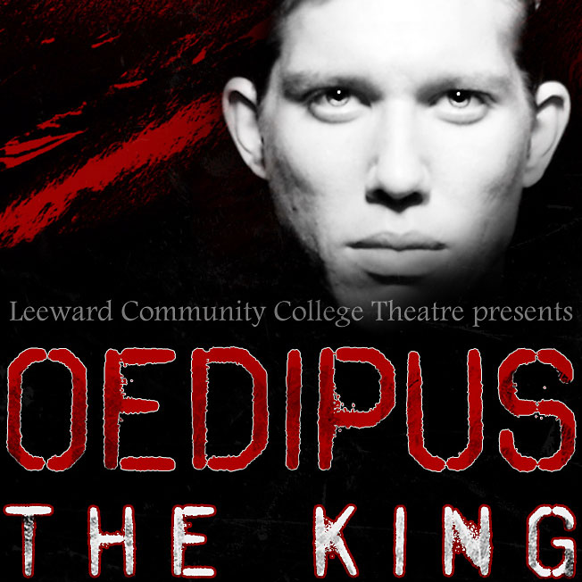 Modern Oedipus takes Leeward campus stage