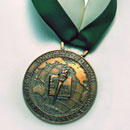 Board of Regents' Medal for Excellence in Research awarded