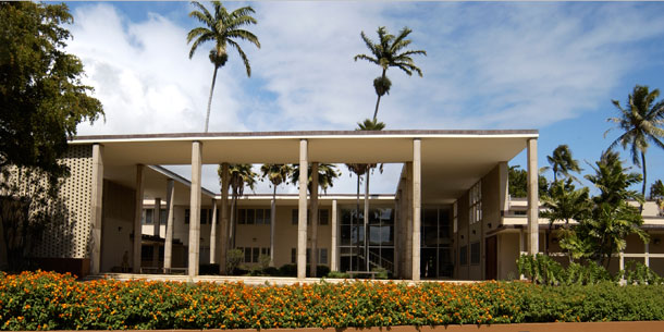 UH Bachman Hall