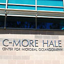 exterior of C-MORE Hale
