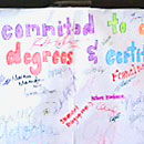 Maui College students commit to complete degrees