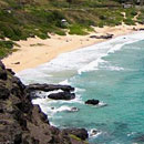 Large number of Hawaii beaches eroding