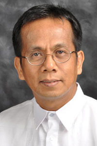 Arsenio M. Balisacan headshot