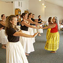 Healing power of hula shared at Smithsonian Festival