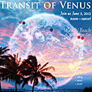 Transit of Venus viewings