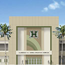 Ching Athletics Complex breaks ground at UH Manoa